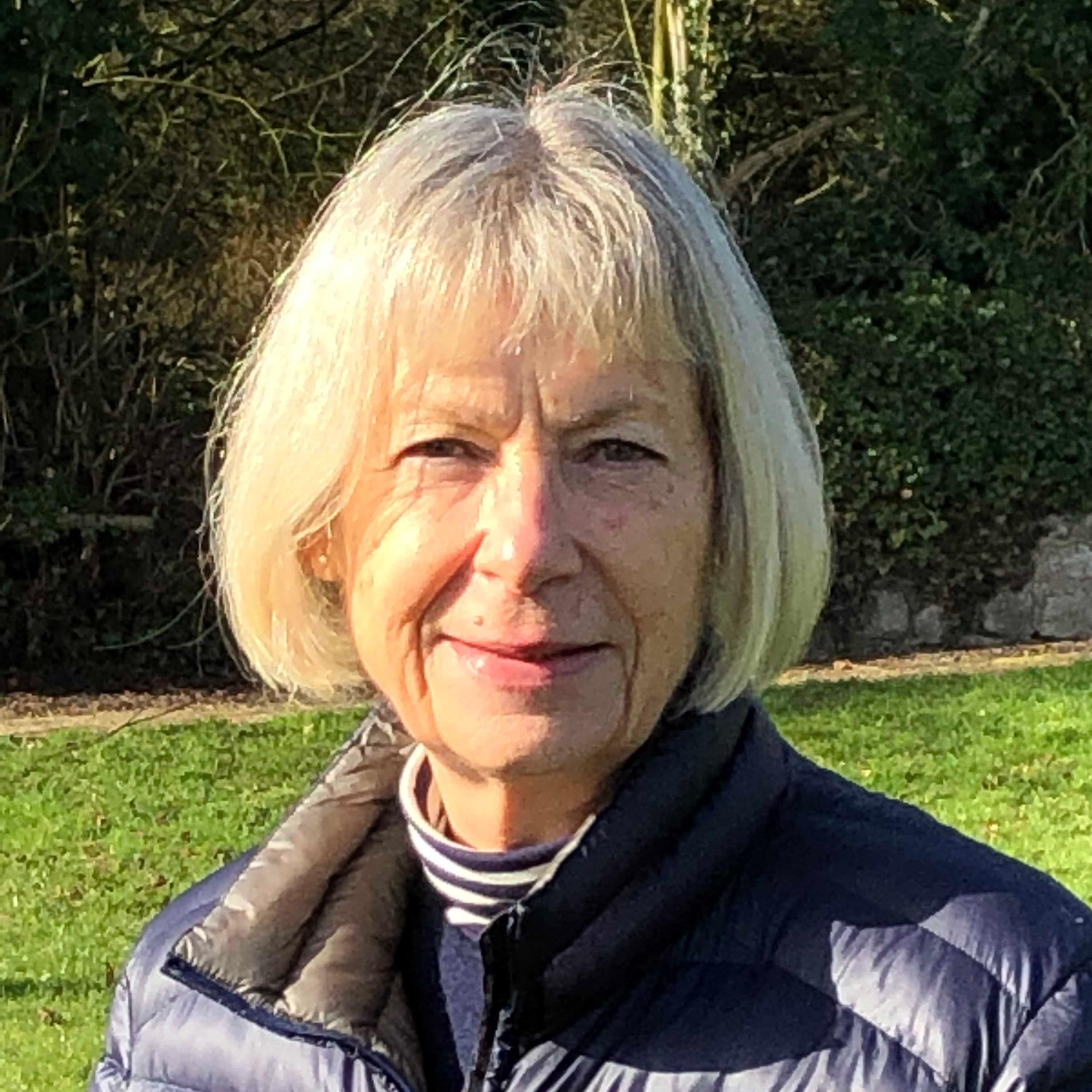 Portrait of Pati Colman