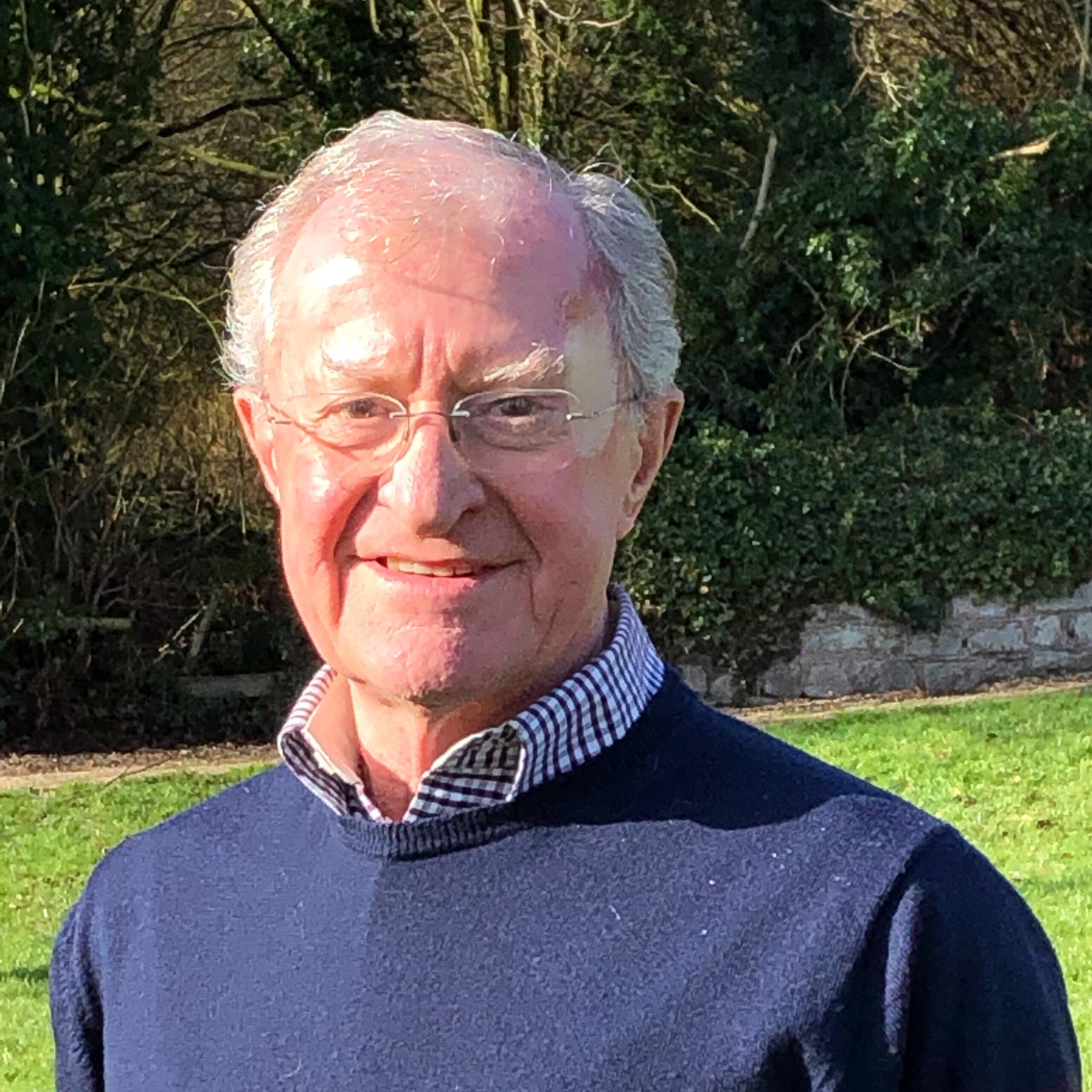 Portrait of David Thompson FCA