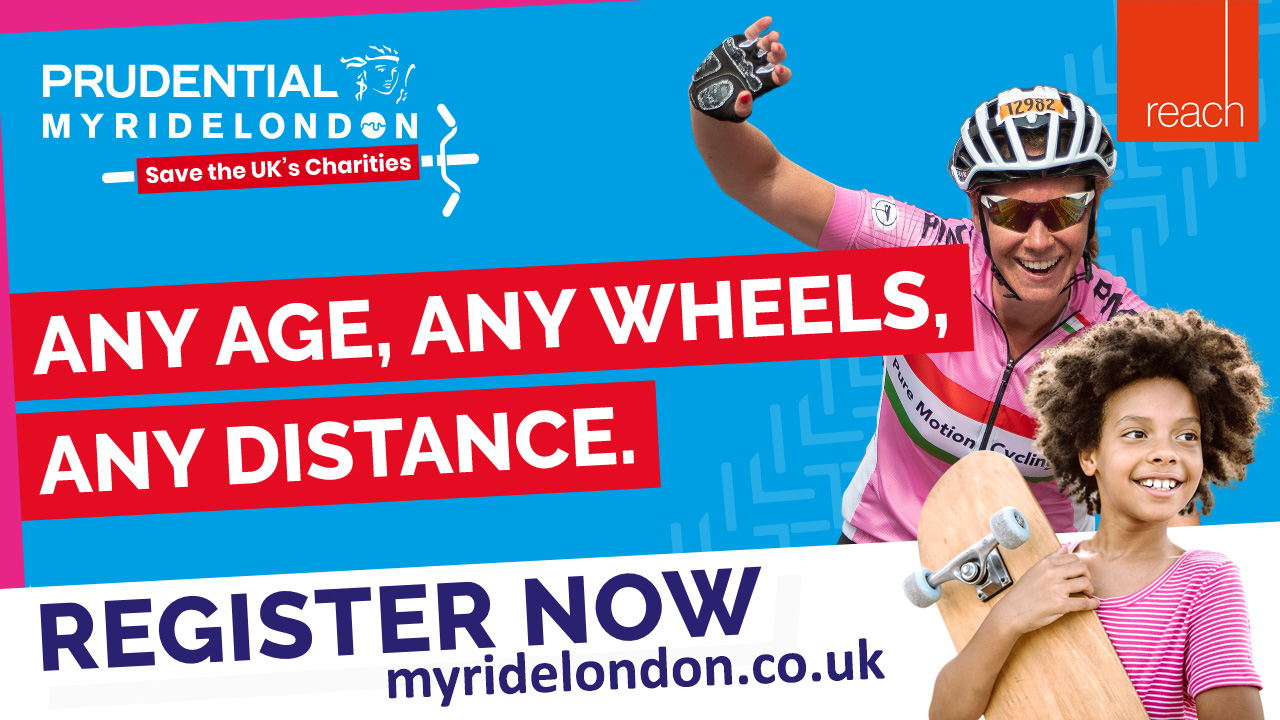 """Featured image for """"My Ride London"""""""