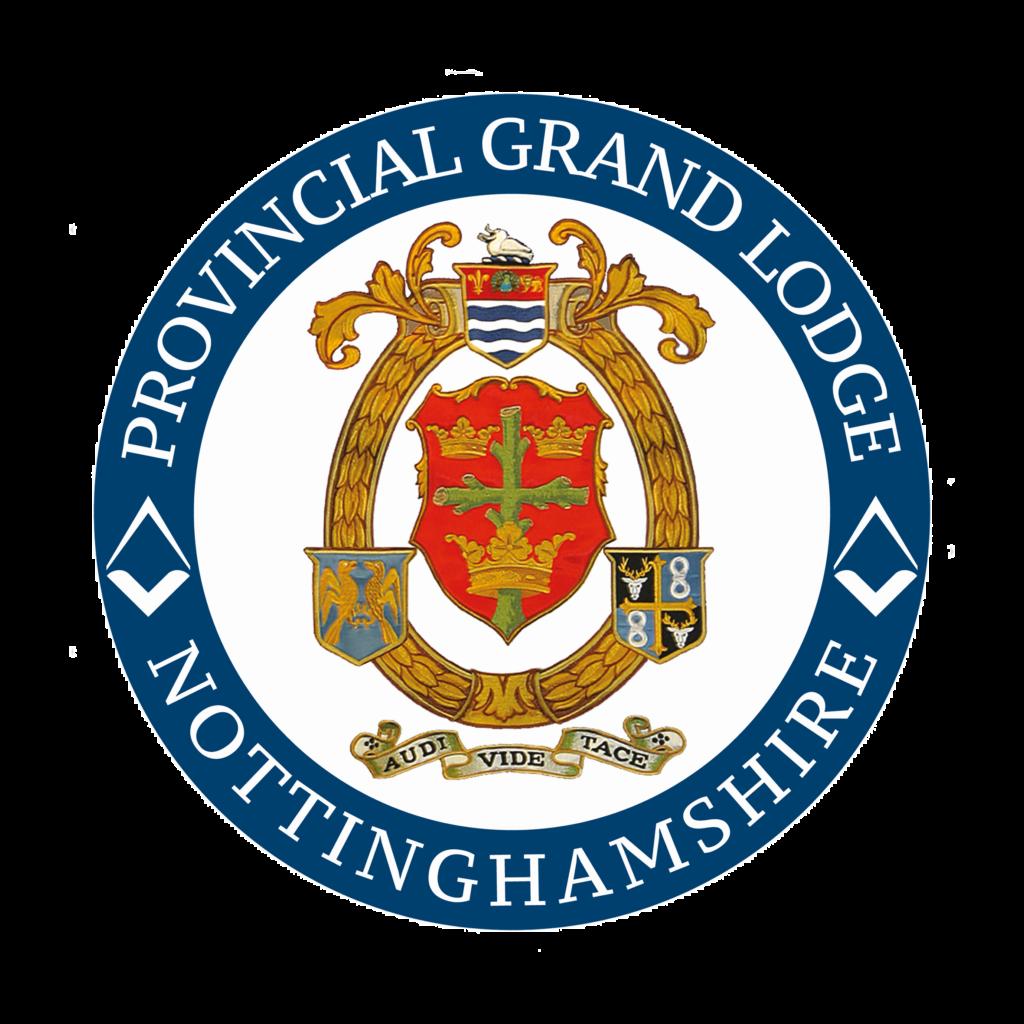 Nottinghamshire Freemasons Logo
